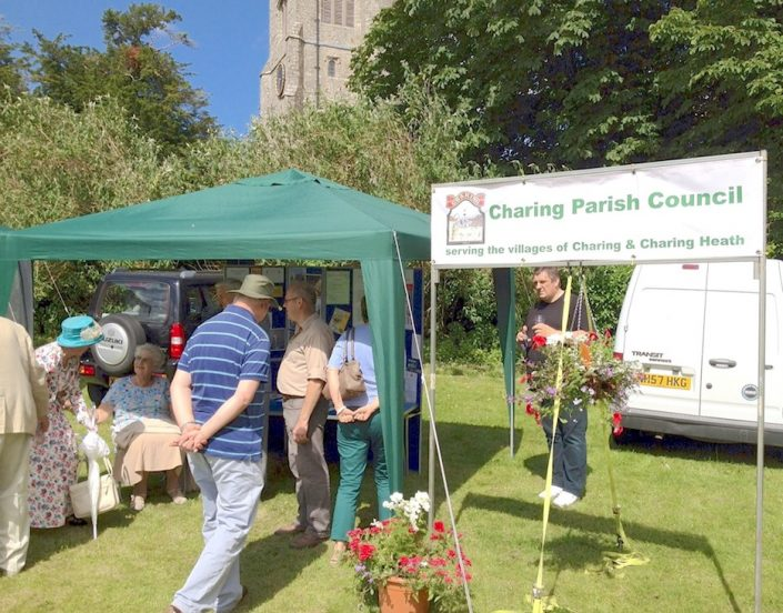 Charing summer fete
