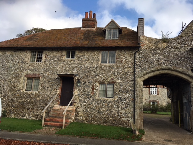 Beautiful stone cottage in Charing, Kent.