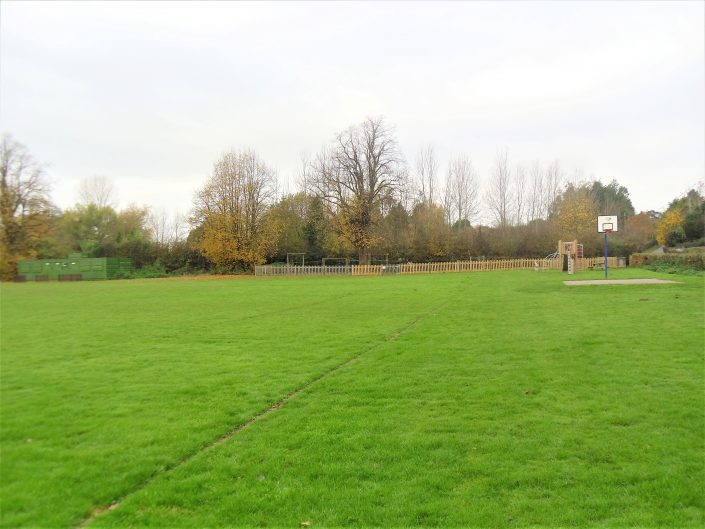 Local recreational facilities, Charing Heath Recreation Ground