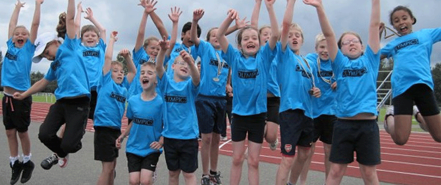 Charing Primary School Sports Day